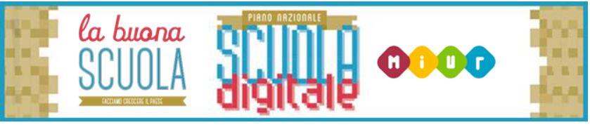 pulsante Scuola Digitale